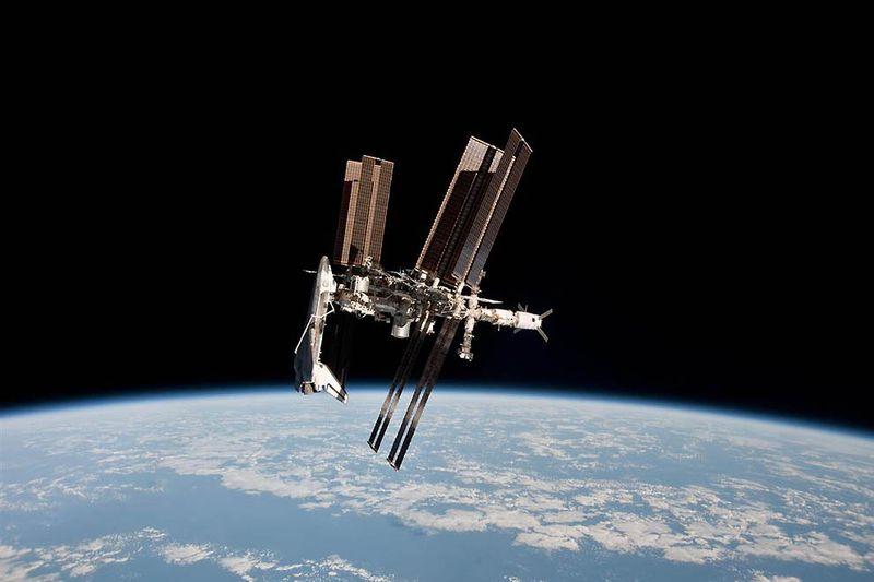 1804 Лучшие фото на космическую тематику за 2011 год