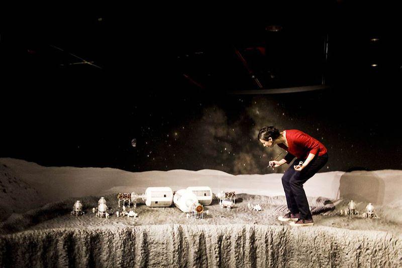 1993 Лучшие фото на космическую тематику за 2011 год