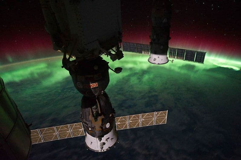 3276 Лучшие фото на космическую тематику за 2011 год