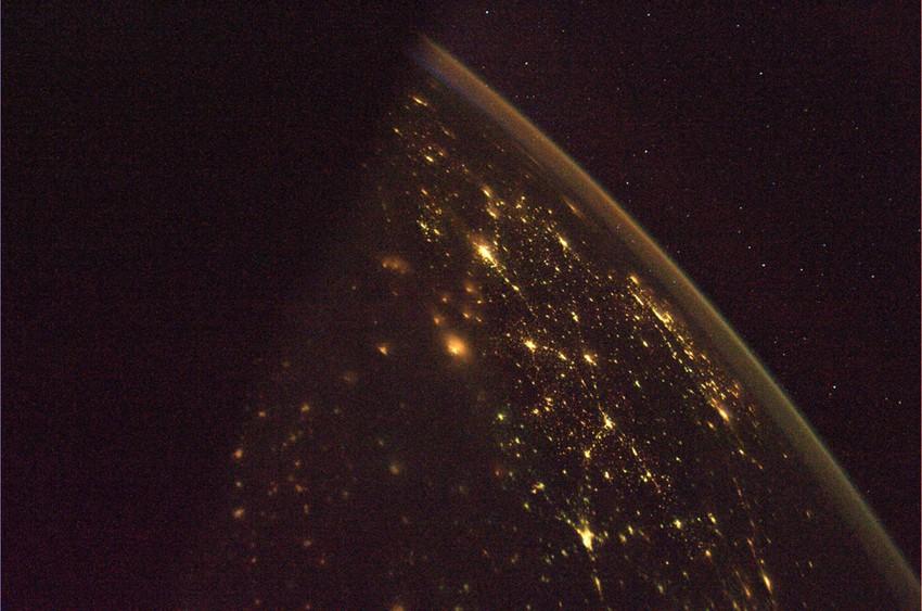 космонавт, космос, фотографии, Земля, МКС