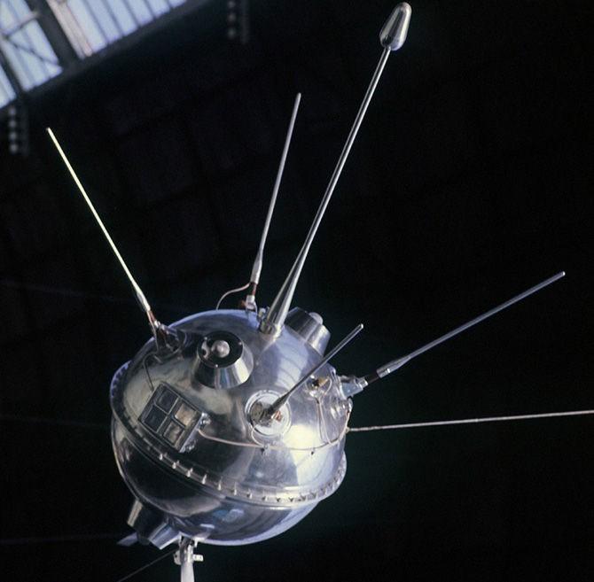 Наука, СССР, техника, достижения, космос