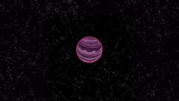 космос, звезда, планета