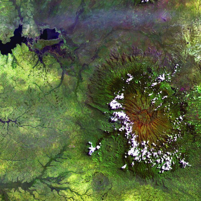 Красивые фотографии из космоса (22 фото)