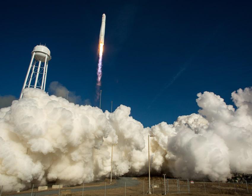 космос, МКС, познавательно, ракета