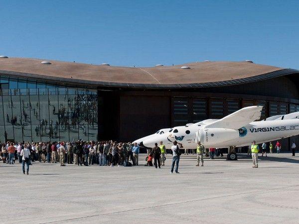 Открылся первый частный космопорт - Spaceport America (6 фото)