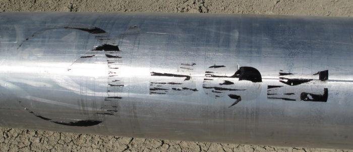 Самодельная ракета долетела до космоса (19 фото + 1 видео)