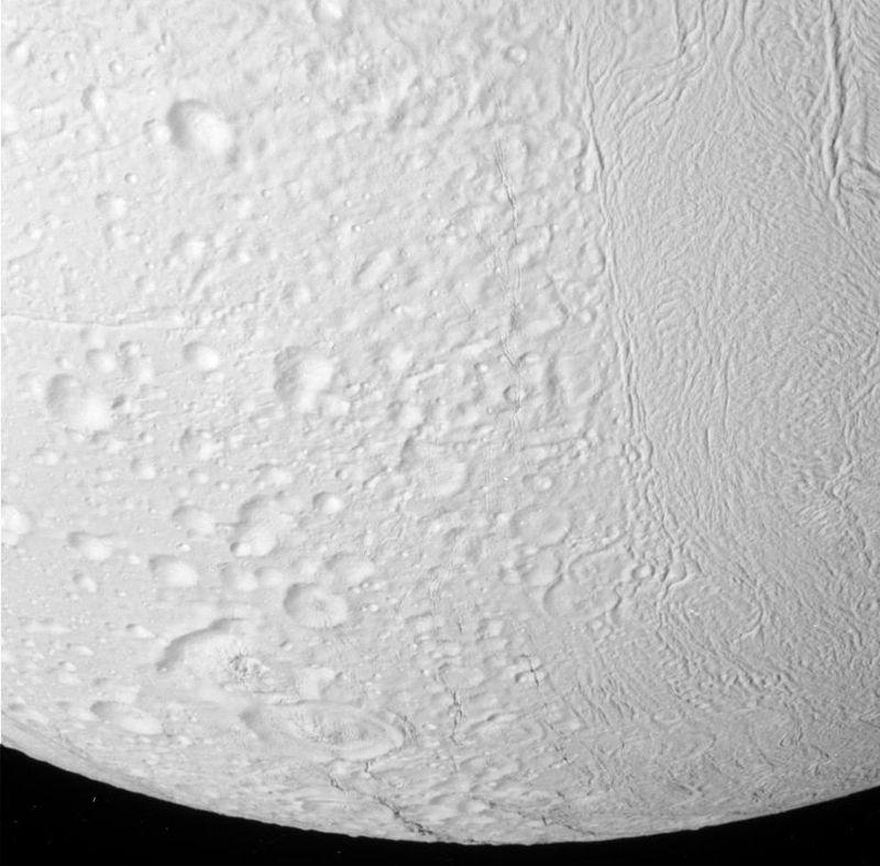 Система Сатурна (9 фото)