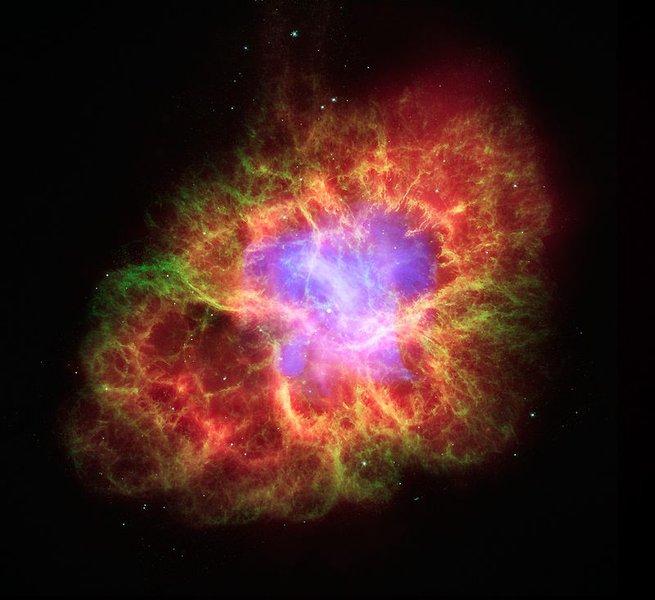 Фото далекого космоса, сделанные телескопом Хаббл (30 фото)