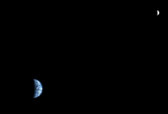 фотография Земли