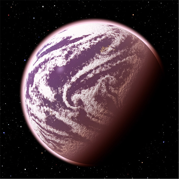 Вселенная, галактика, нейтронная звезда, объект Торна-Житков, Найдена планета, идентичная Земле по массе