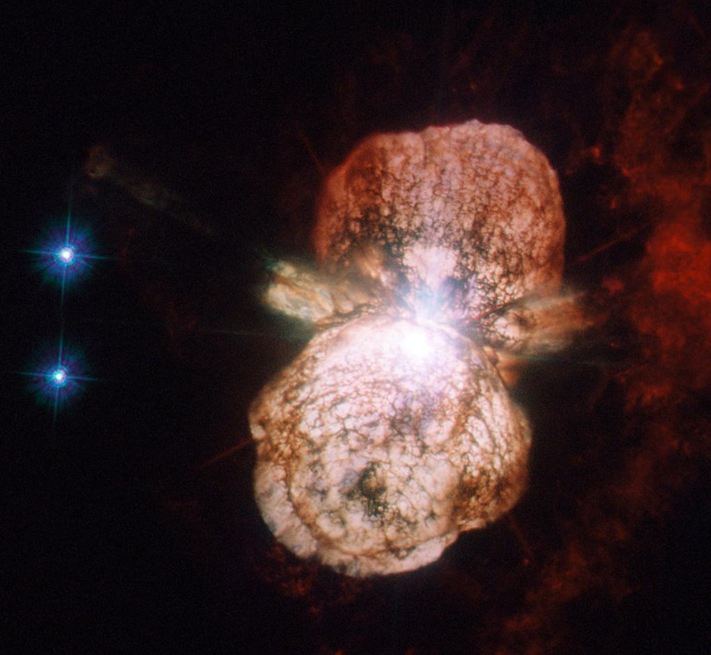Поразительные космические фотографии, вдохновившие сериал «Космос»