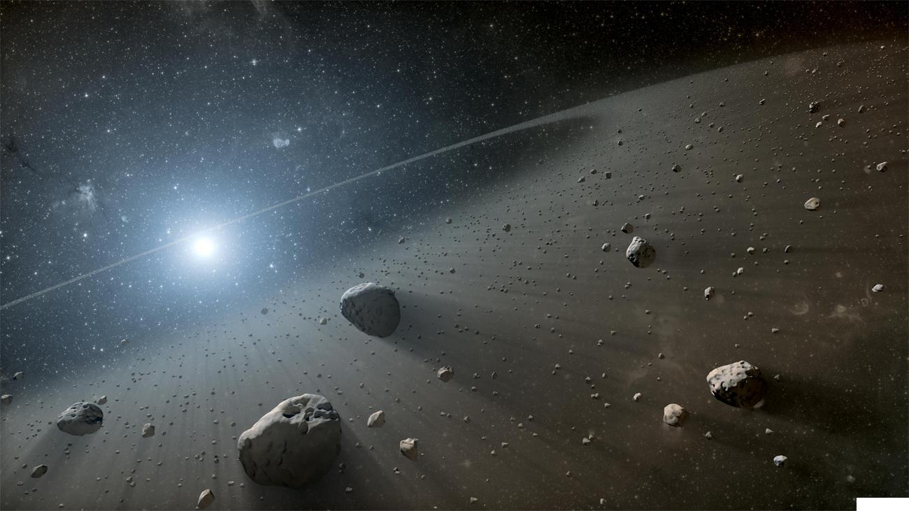 Астеройды