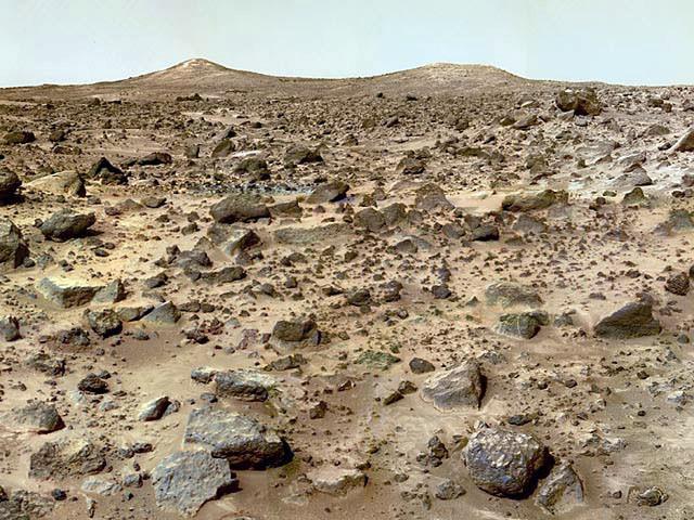 Фотографии с Марса в реальном цвете марс, фото