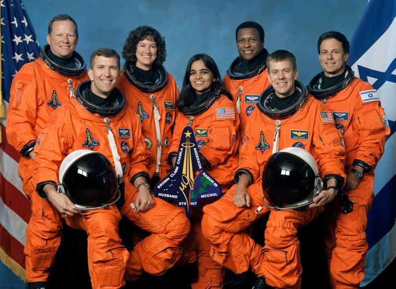 """Последний рейс шаттла """"Колумбия"""" 11 лет назад интересное, фото, факты"""