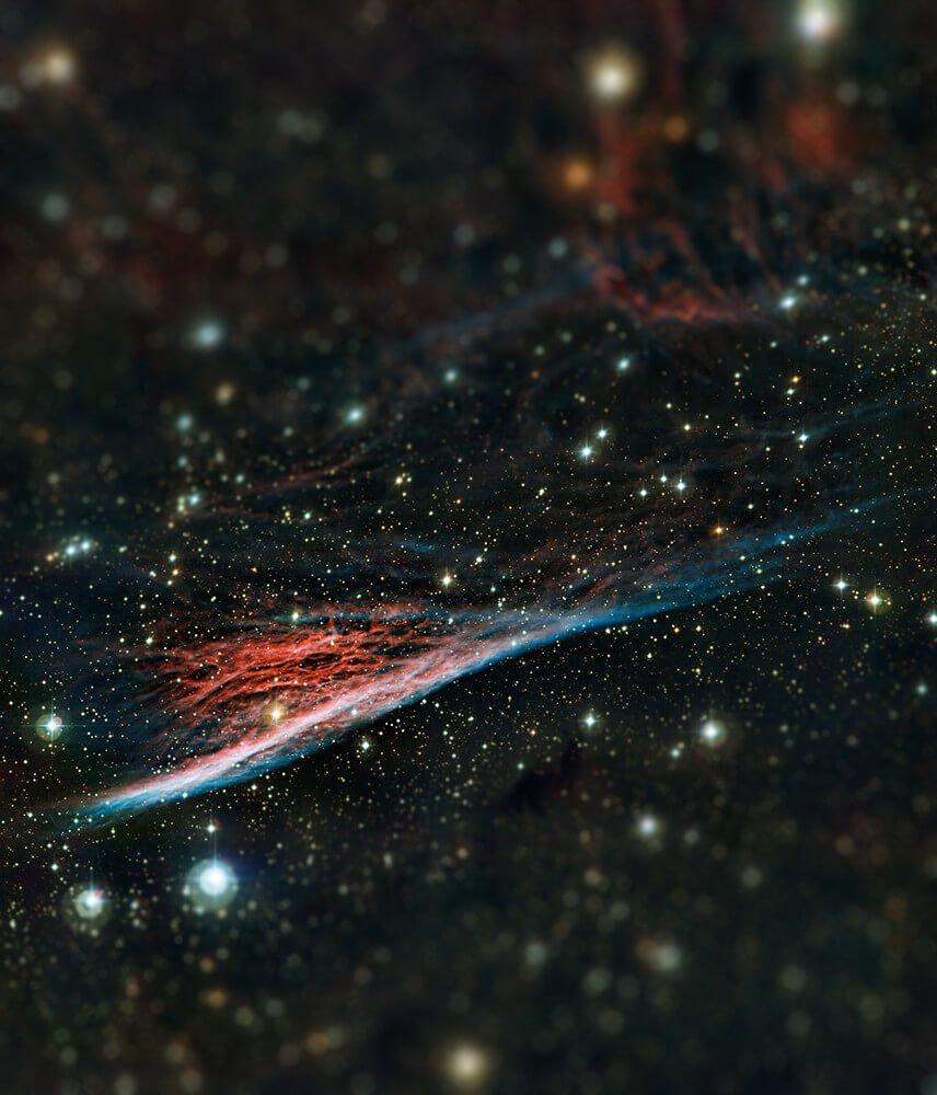 Pencil Nebula