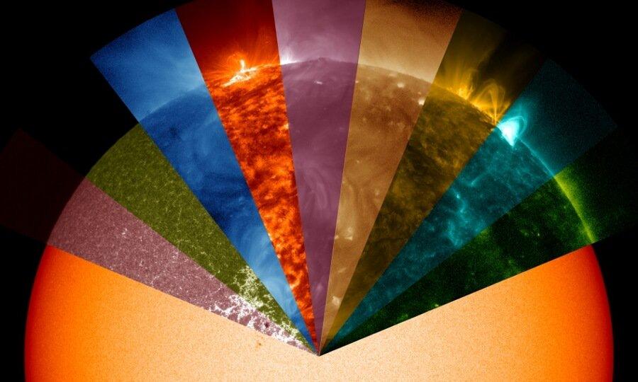 SDO-Collage