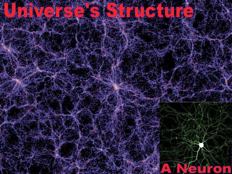 Вселенная и мозг