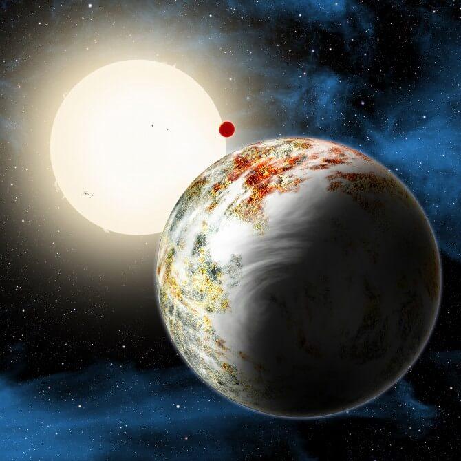 kepler-super-planet