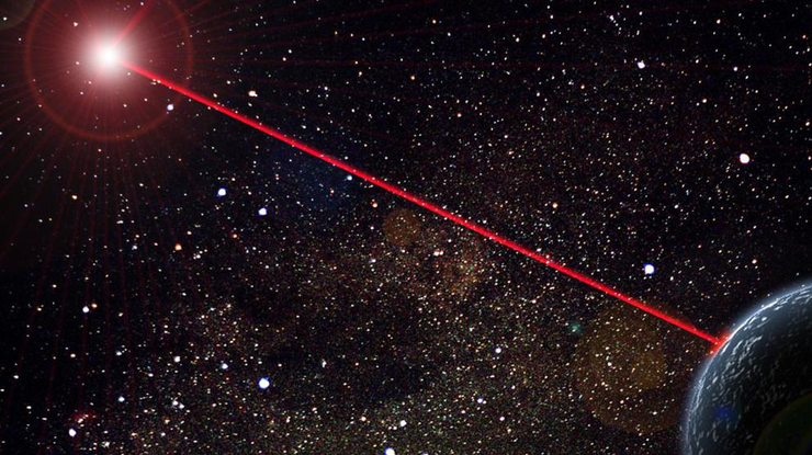 Россия готовит к испытаниям космический лазер